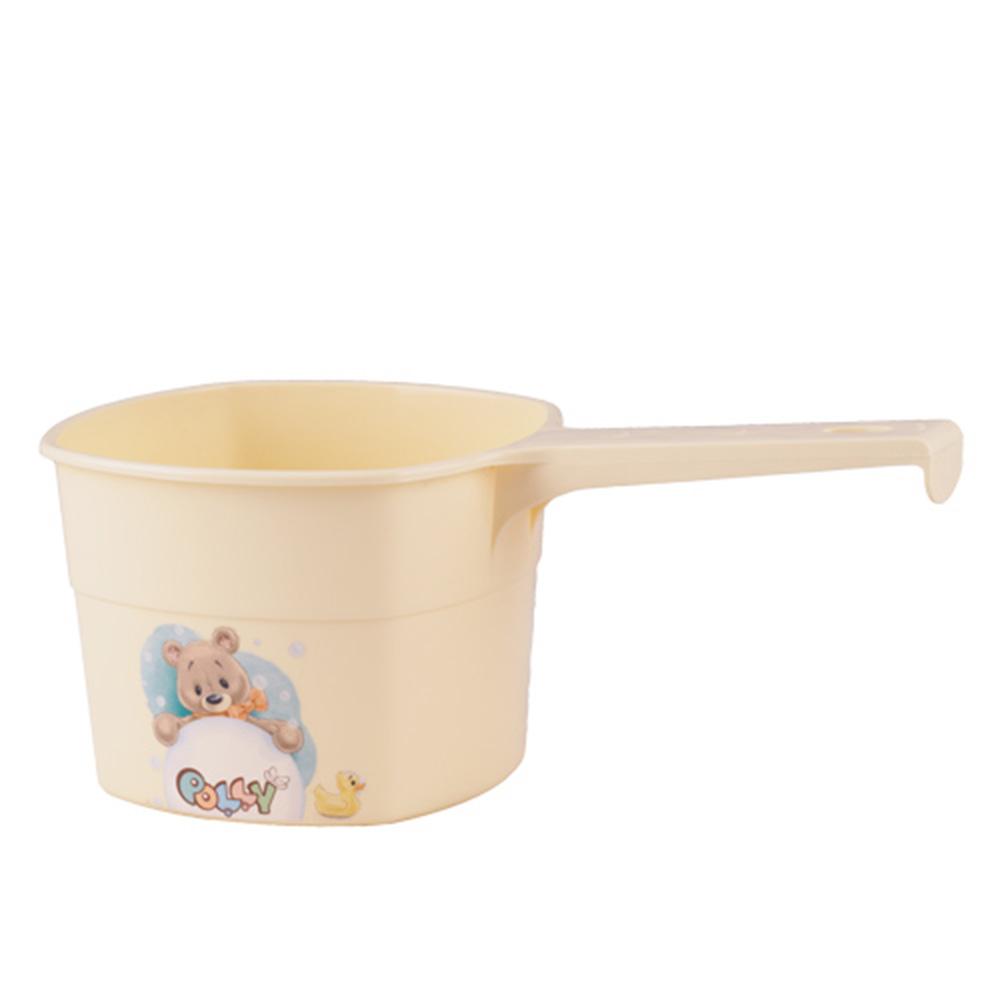 Купить Ковш Полимербыт Polly для ванны, 1, 5л, Россия