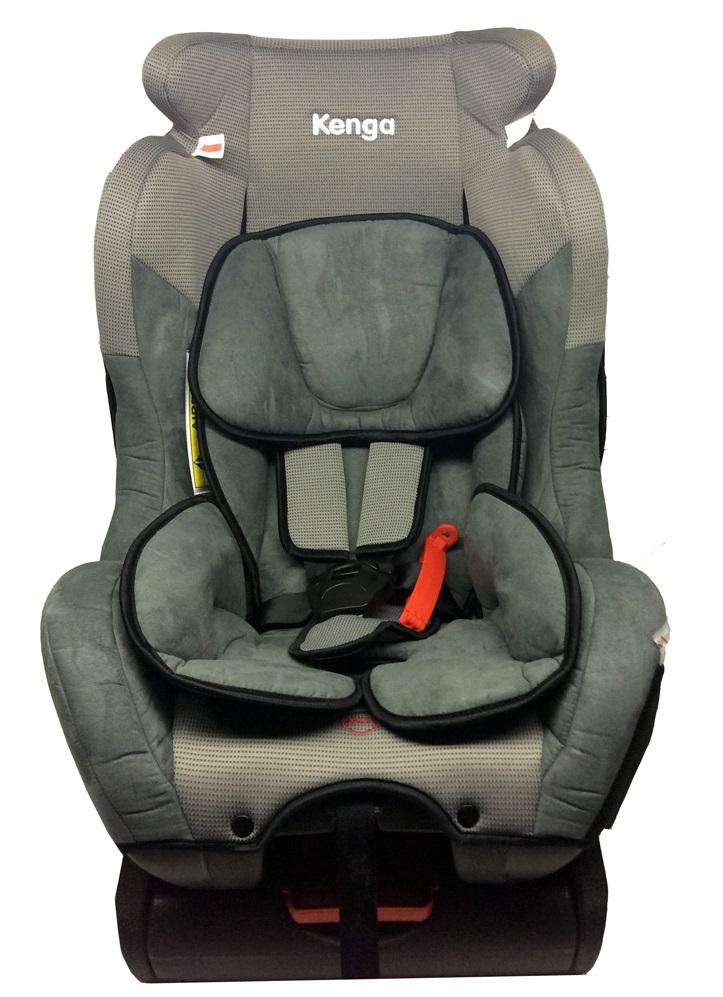 Купить Автокресло Kenga LB718, 0-25кг (цвета в ассорт.), Evenflo, США, Серый