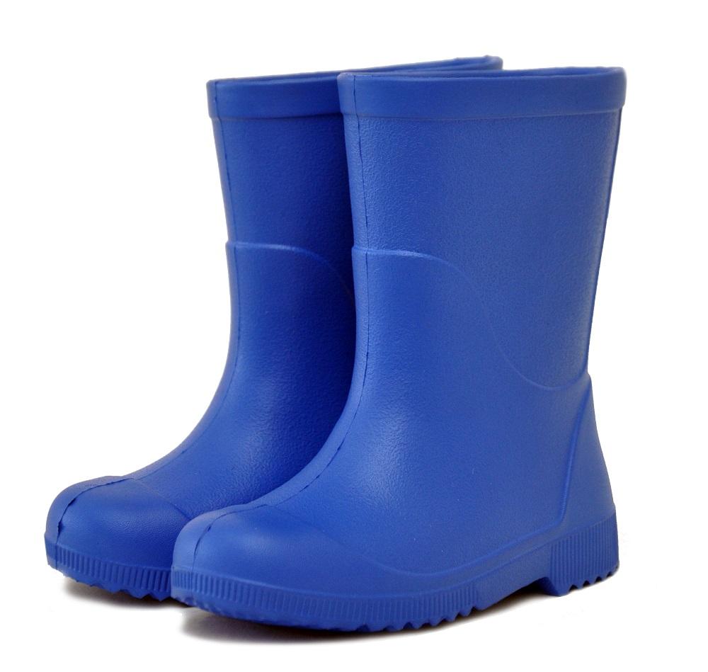 Купить Резиновые сапоги Nordman Kids 105-B02, синие, Феникс, Россия, Синий, 26-27
