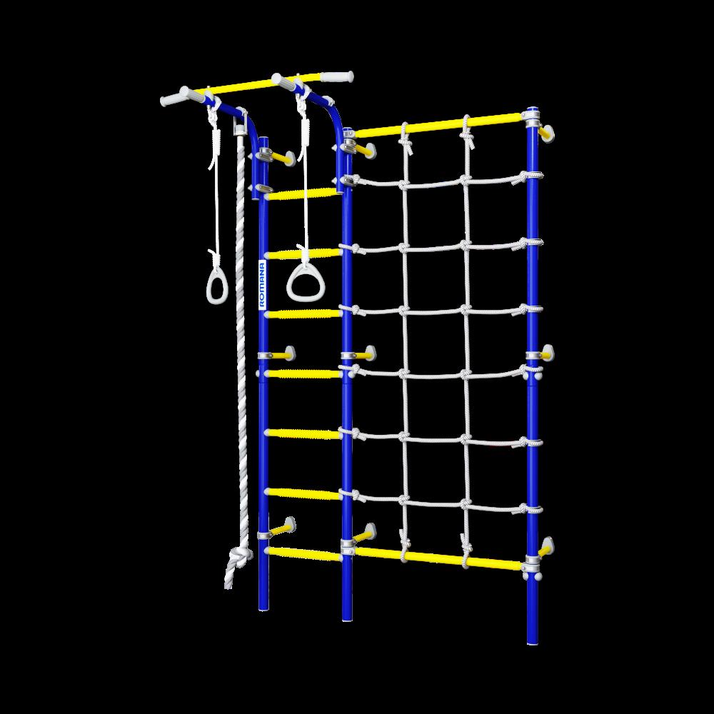 Купить Детский спортивный комплекс Romana S3 (цвета в ассорт.), Россия, Синий