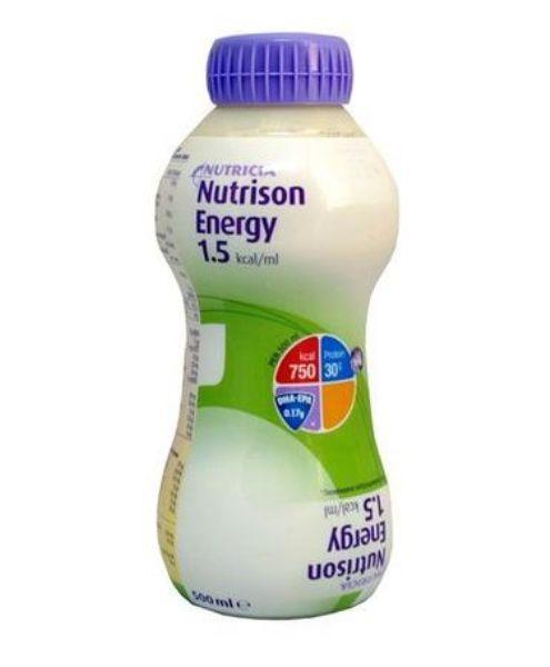 Купить Жидкая готовая смесь Nutricia Нутризон Энергия для энтерального питания, 545мл, Голландия