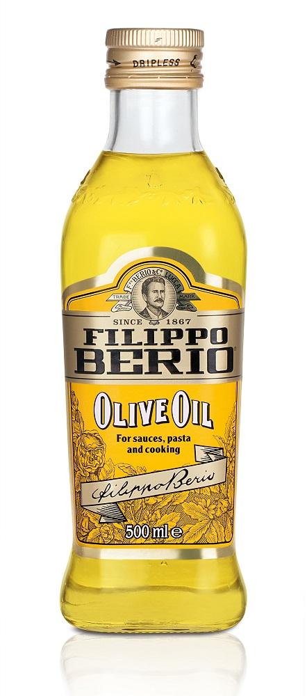 Купить Оливковое масло Filippo Berio рафинированное с добавлением нерафинировнного, 0, 5л, Италия
