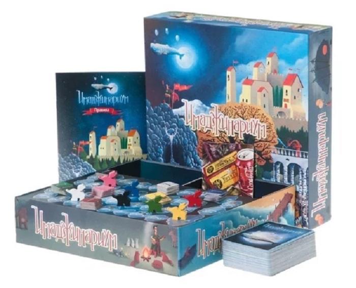 Купить Настольная игра Cosmodrome Games Имаджинариум , Россия