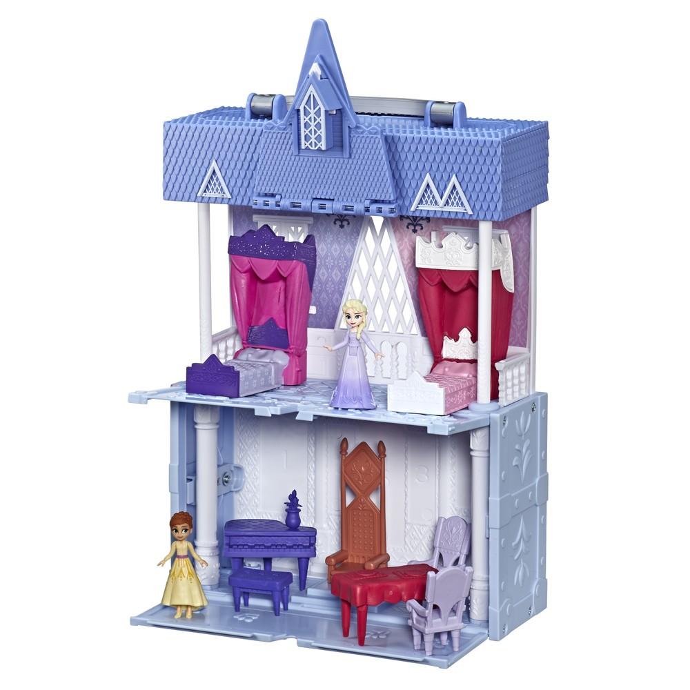Купить Игровой набор мини-фигурок Hasbro Холодное сердце-2. Замок , США