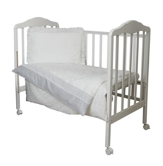 Купить Комплект постельного белья Сонный Гномик Тридцать три Короны , молочный, Россия