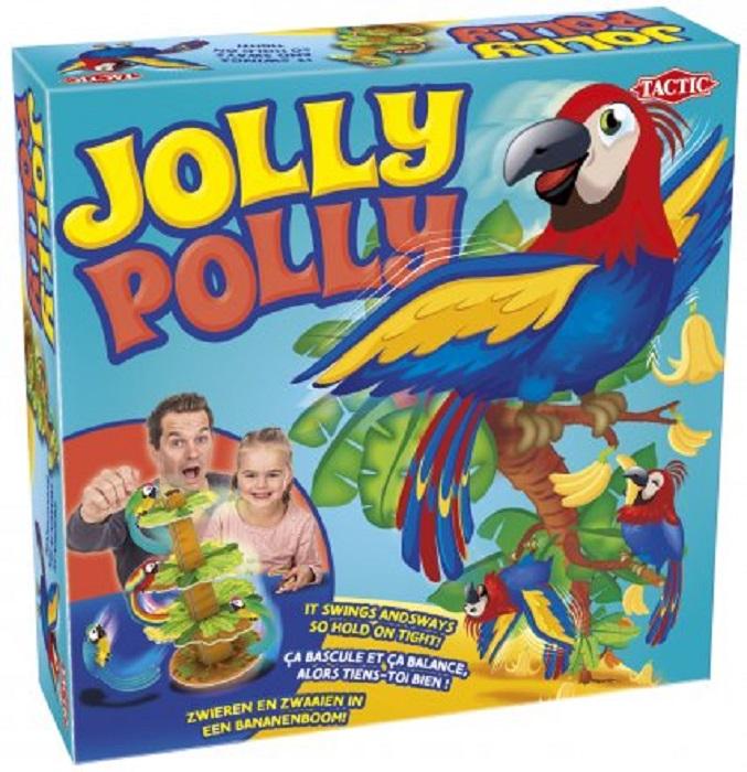 Купить Настольная игра Tactic Games Jolly Polly , Финляндия
