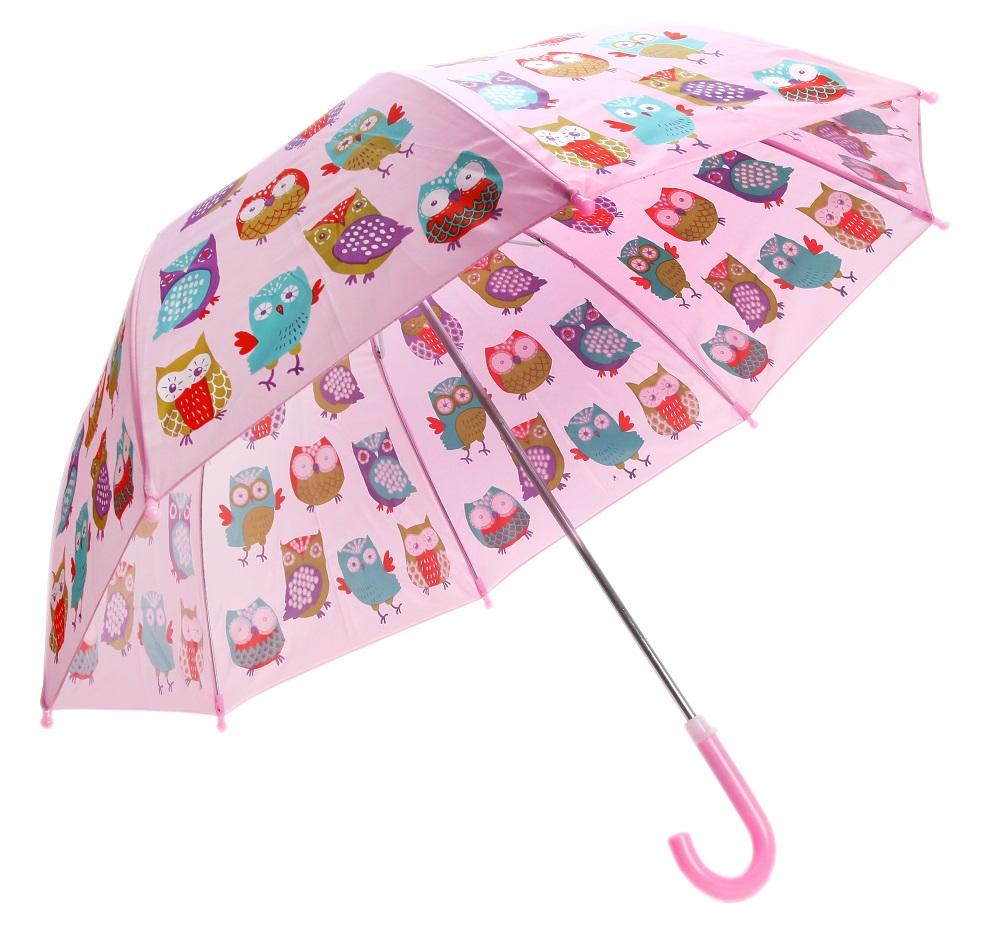 """Зонт детский Mary Poppins """"Совушки"""", 46см"""