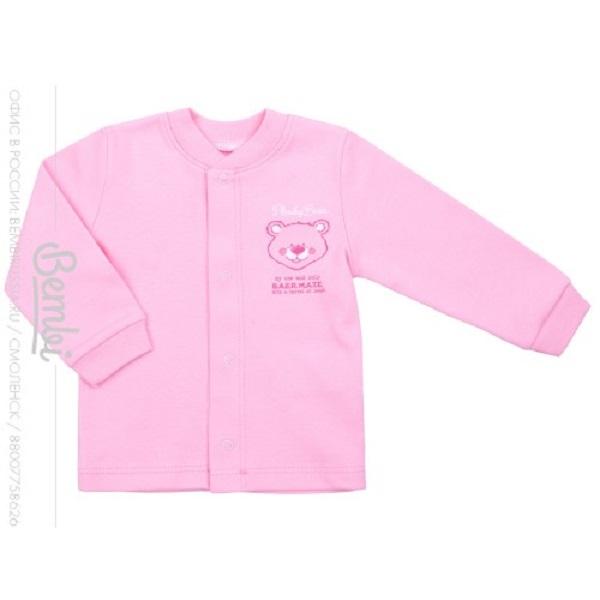 Купить Кофточка Bembi Bear M.A.T.E. супрем, розовая, Украина, Розовый, 56