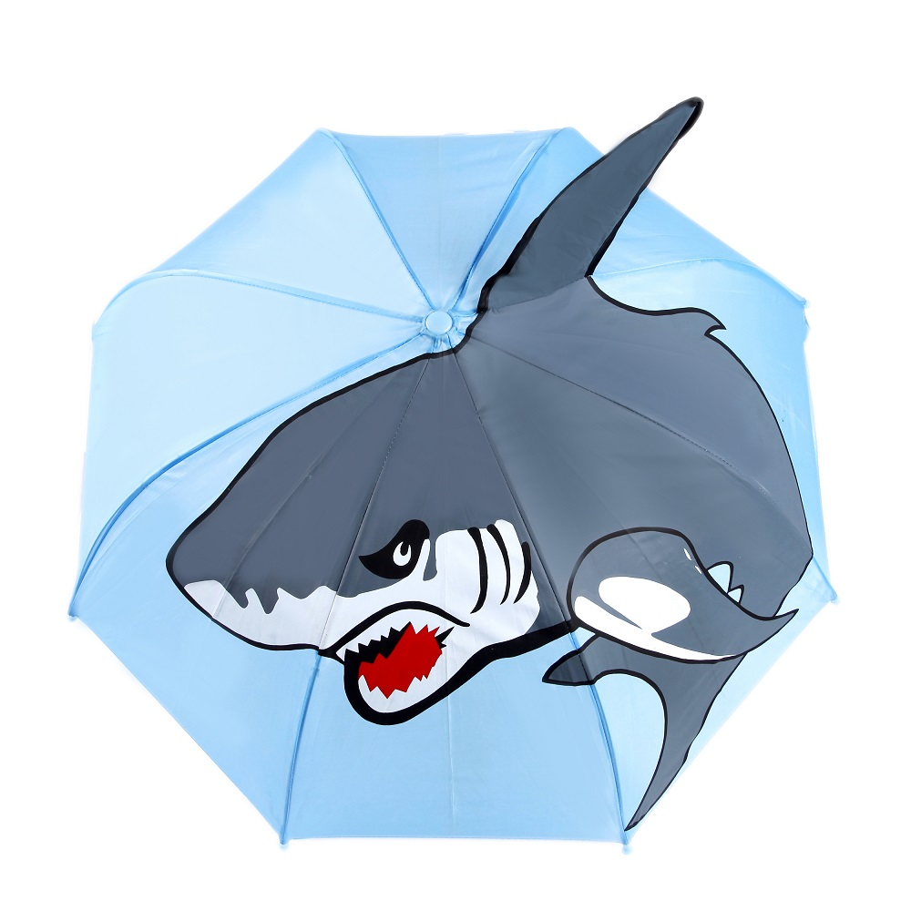 "Зонт детский Mary Poppins ""Акула"", 46см"