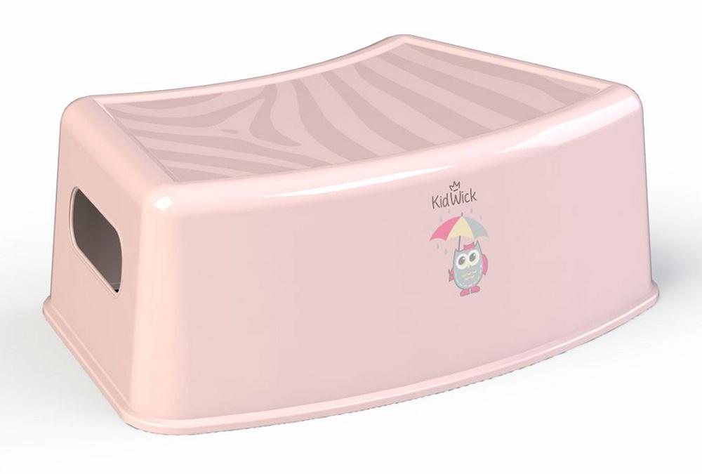 Купить Подставка для ног Kidwick Зебра (цвета в ассорт.), Little Angel, Россия, Розовый