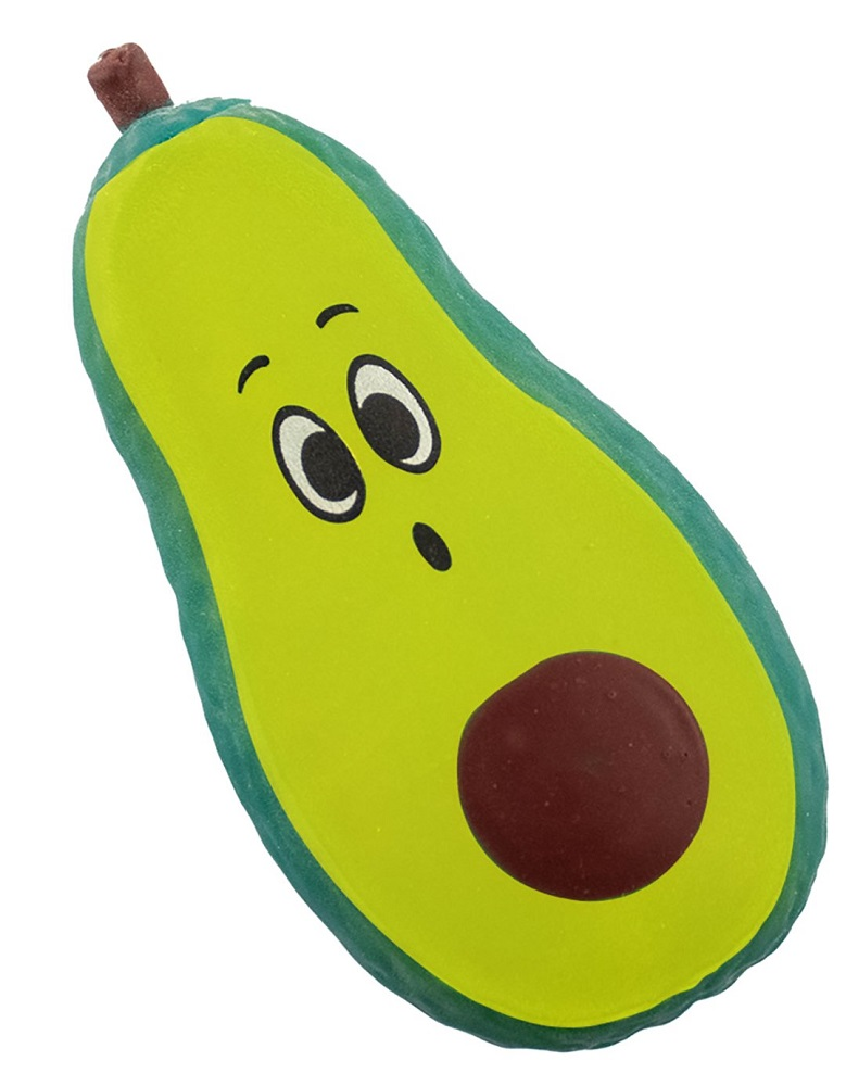 Купить Игрушка-антистресс HTI Poket money Удивленный авокадо , Великобритания