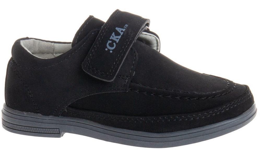 Купить Туфли для мальчика Сказка R525033837, черные, Shantou Yisheng, Китай, Черный, 28