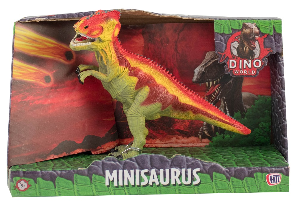 Купить Фигурка динозавра HTI Dino World Аллозавр , 16см, Великобритания