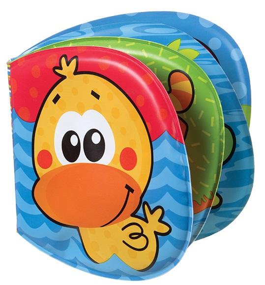 Книжка-пищалка Playgro для игр в ванной