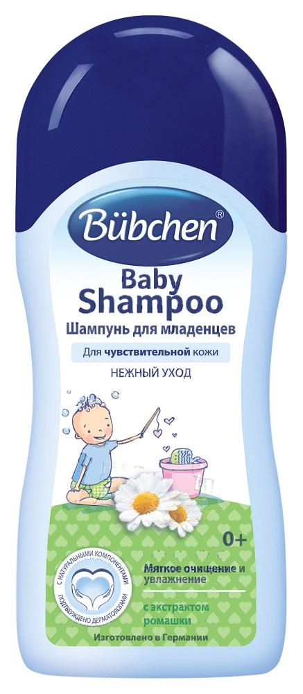 Купить Шампунь для младенцев Bubсhen, 200мл, Bubchen, Германия