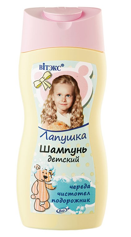 """Детский шампунь Витэкс """"Лапушка"""", 300мл фото"""