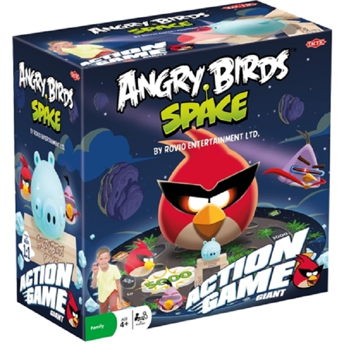 Купить Настольная игра Tactic Games Angry Birds Космос , Финляндия