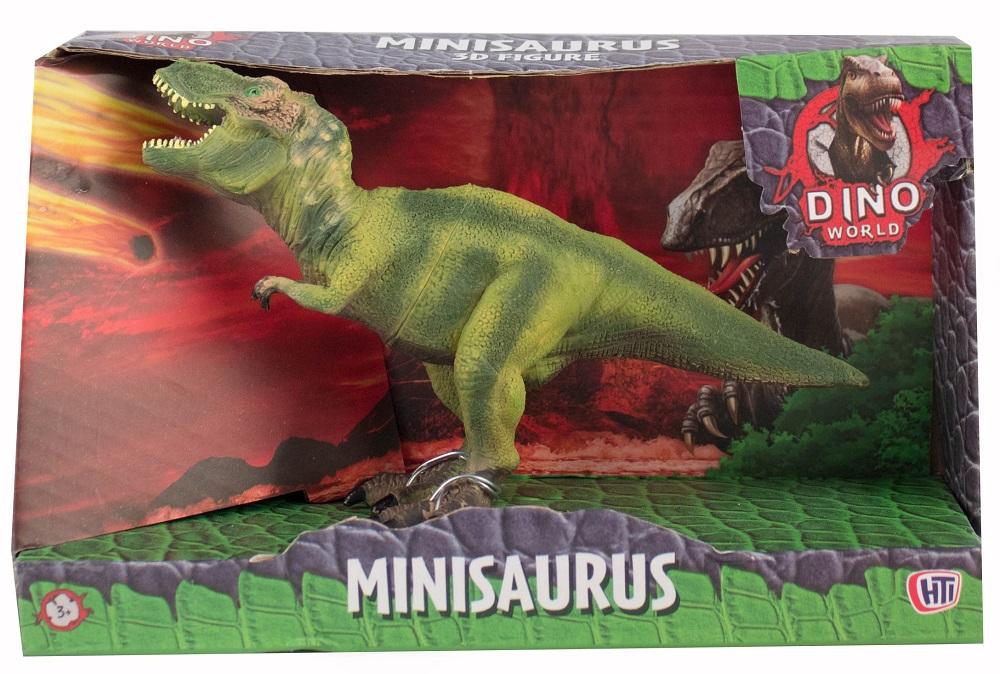 Купить Фигурка динозавра HTI Dino World Т-Рекс , 16см, Великобритания