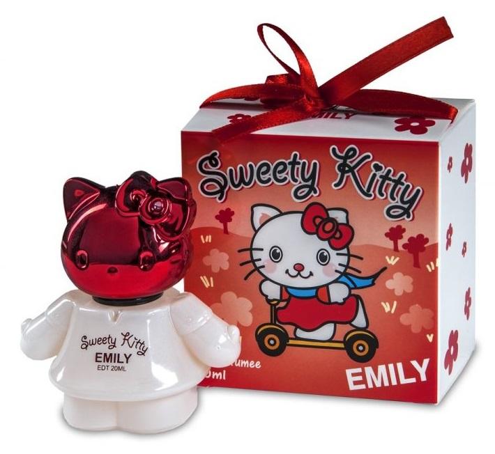 Душистая вода Ponti Parfum Sweety Kitty Emily, 20мл фото