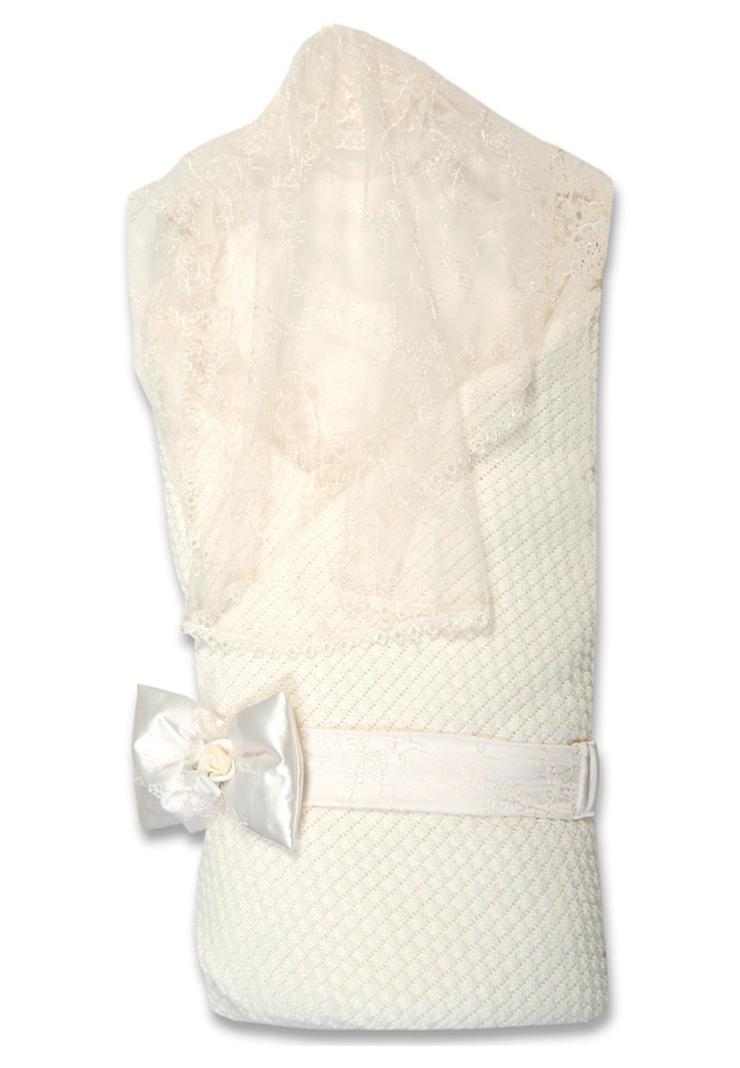 Купить Конверт-одеяло Сонный Гномик Жемчужинка , молочный, Россия