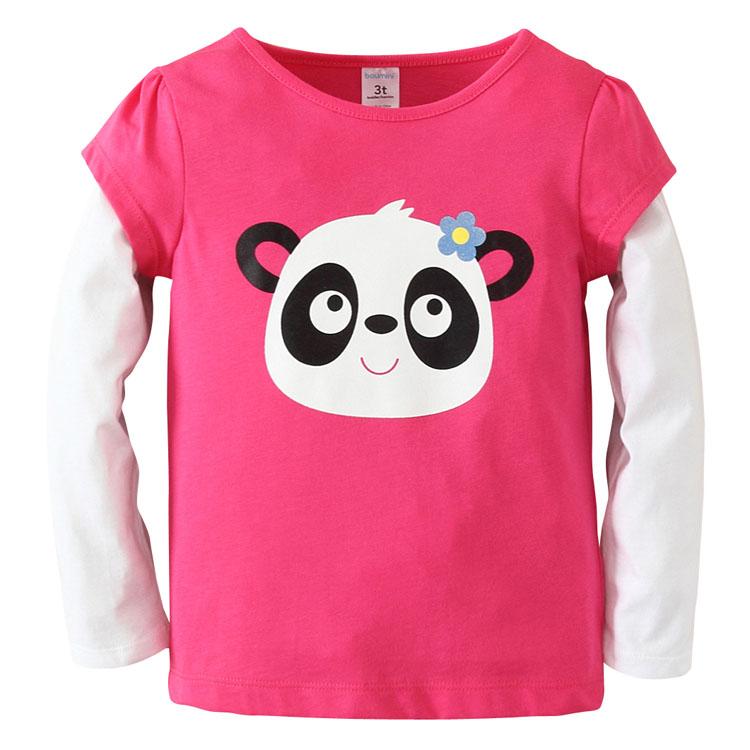 Купить Джемпер детский Boumini Panda, Bembi, Украина, Розовый, 104