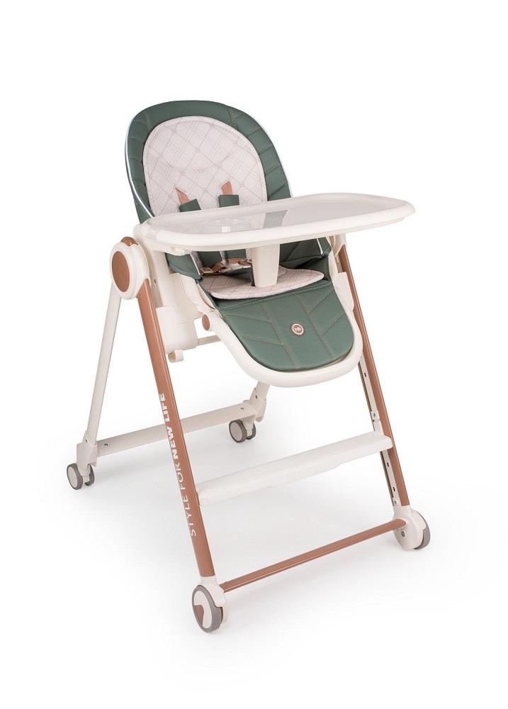 Купить Стул для кормления Happy Baby BERNY V2, Polini Kids, Россия, Зеленый