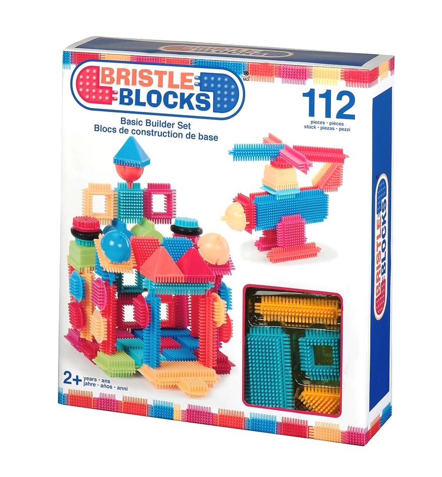Конструктор Battat Bristle Blocks, 112 деталей