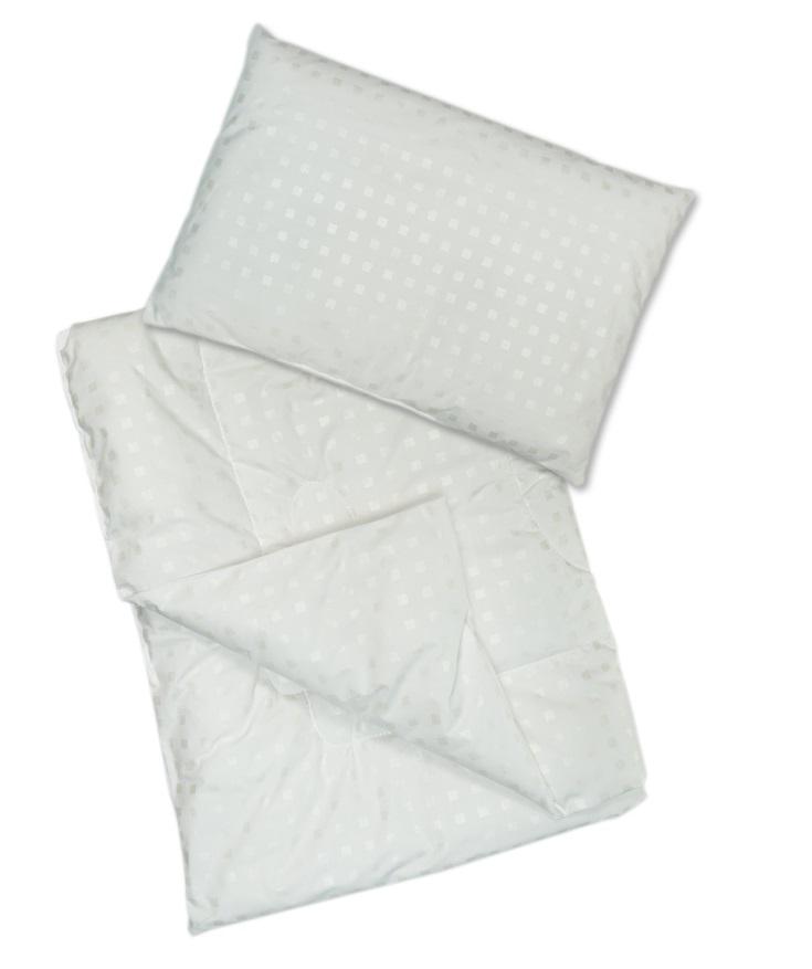 Купить Комплект Сонный Гномик Эвкалипт : одеяло и подушка, Россия